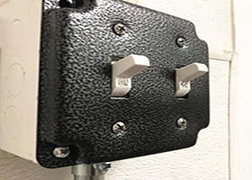 Electrical switch housing